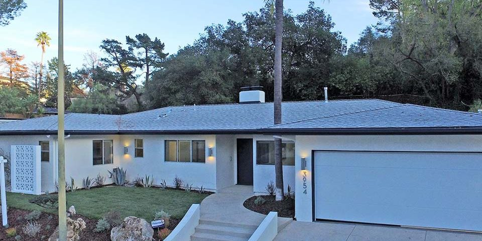 3954 Ballina Canyon Road Exterior Sandlot Homes Remodel 2016