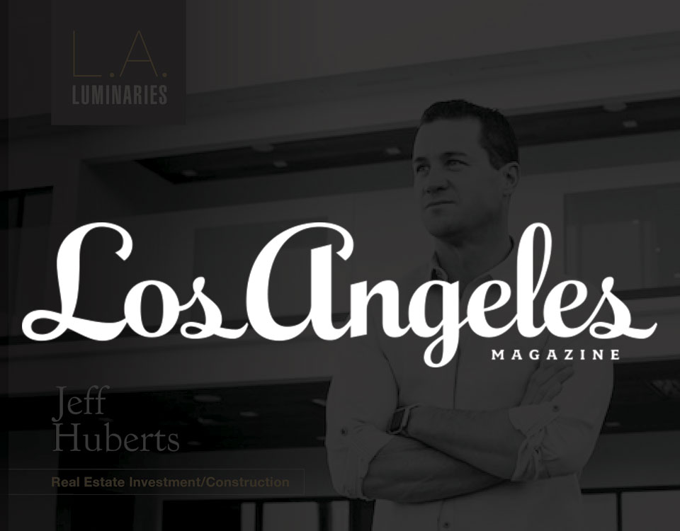 Los Angeles Magazine Recognizes Sandlot Homes 2017
